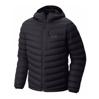 Anorak hombre STRETCH DOWN black