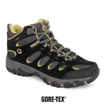 Chaussures de randonnée homme RIDGEPASS MID GTX black/moss