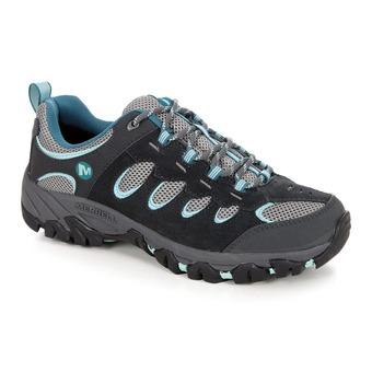 Chaussures de randonnée femme RIDGEPASS granite/eggshell