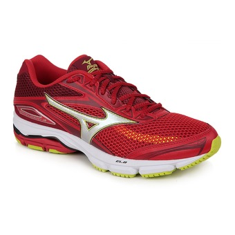 Scarpe running uomo WAVE LEGEND 4 highriskred/silver/syell