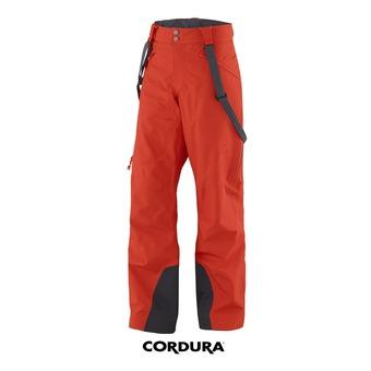 Pantalón de esquí mujer LINE GTX habanero