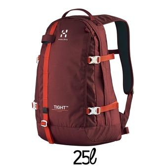 Sac à dos trekking TIGHT 25 L dark ruby/habanero