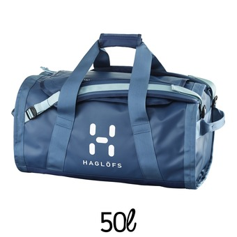 Sac de sport 50L LAVA blue ink/steel sky