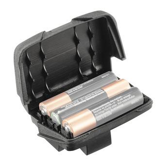 Boitier de recharge pour piles REACTIK et REACTIK PLUS noir