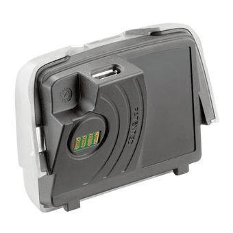 Batterie rechargeable pour lampe frontale REACTIK et REACTIK+ noir