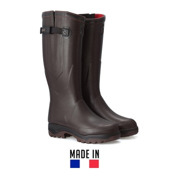 Bottes PARCOURS II ISO brun
