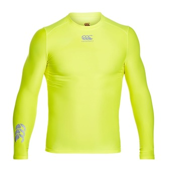 Camiseta térmica hombre THERMOREG FLURO safety yellow