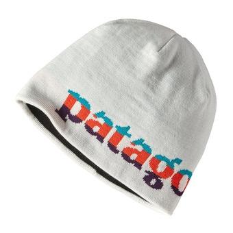 Gorro HAT logo belwe mini/birch white