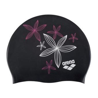 Gorro de natación SIRENE hand draw/black