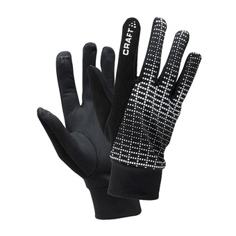 Gants BRILLANT 2.0 THERMAL noir/reflective