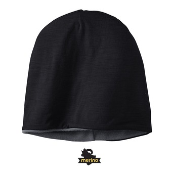 Bonnet réversible REVERSIBLE TRAINING black