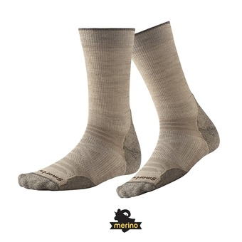 Calcetines PHD OUTDOOR LIGHT CREW oatmeal
