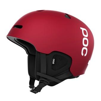 Casque de ski AURIC CUT bohrium red