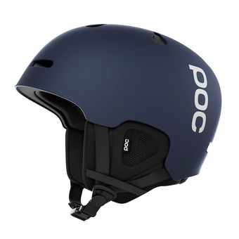 Casco de esquí AURIC CUT lead blue