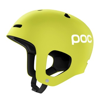 Casque de ski AURIC hexane yellow