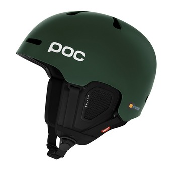 Casque de ski FORNIX methane green