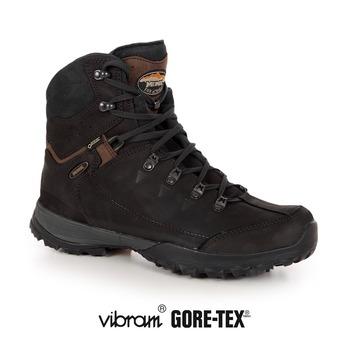 Chaussures de randonnée homme GASTEIN GTX schwarz/braun