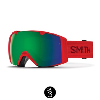 Masque de ski I/O fire - écran chromaPop sun