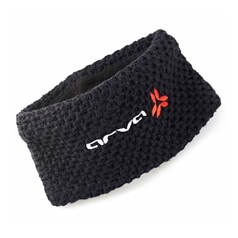 Cinta deportiva de lana NEO black