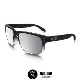 Gafas de sol polarizadas HOLBROOK™ grey ink fade/chrome iridium