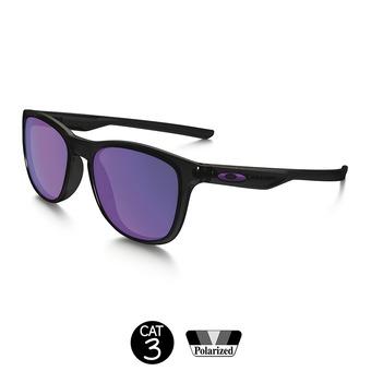 Lunettes TRILLBE X matte black ink/ violet iridium