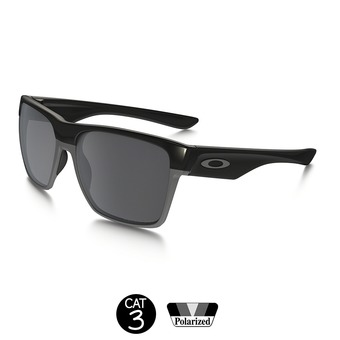 Gafas de sol polarizadas TWO FACE XL polished black/black iridium
