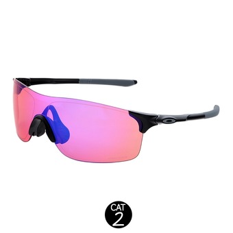Gafas de sol EVZERO PITCH polished black/prizm trail