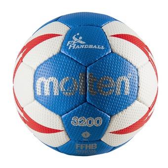 Balón de balonmano HX3200 azul rey/rojo