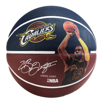 Ballon NBA PLAYER LEBRON JAMES