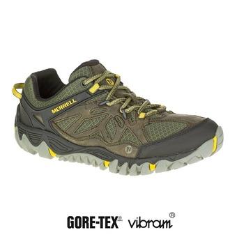 Chaussures randonnée homme ALL OUT BLAZE VENTILATOR GTX olive