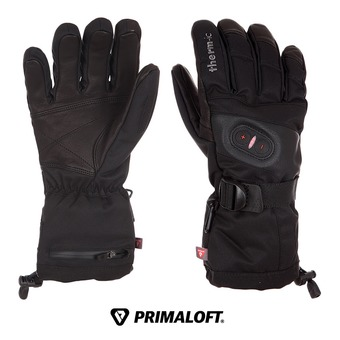 Guantes térmicos POWERGLOVES IC 1300 negro