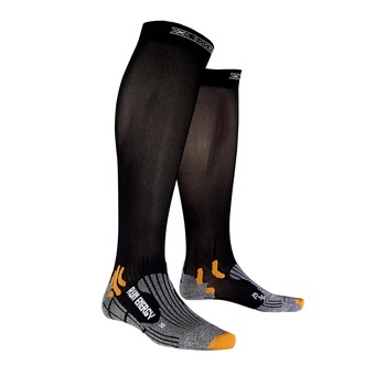 Chaussettes de running RUN ENERGISER black