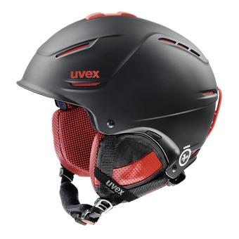 Casque de ski all-mountain PLUS PRO 1 black red