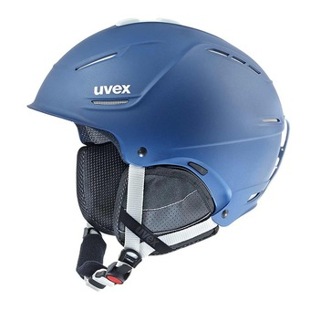Casco de esquí all-mountain PLUS PRO 1 navy white mat