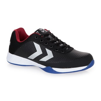 Chaussures handball homme FRANCE 2017 ROOT PLAY noir/blue/red