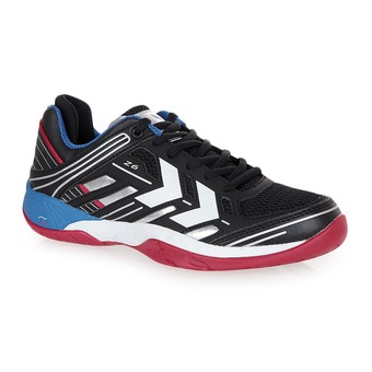 Chaussures handball homme FRANCE 2017 TROPHY Z6 noir/blue/red