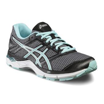 Zapatillas de running mujer GEL PHOENIX 8 carbon/aruba blue/black
