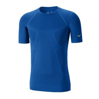 Camiseta de compresión running hombre WAVETECH CREW skydiver