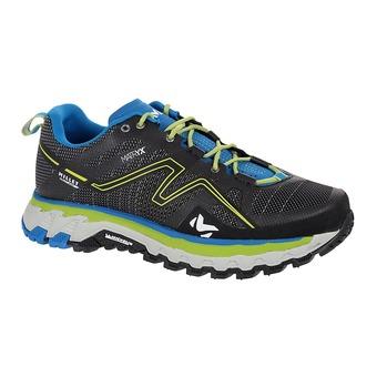 Zapatillas de trail ALPINE RUSH grey/electric blue