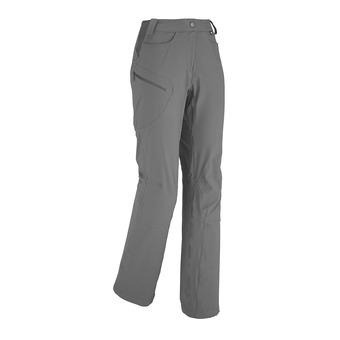 Pantalón de trekking mujer TREKKER STRETCH tarmac