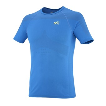 Maillot MC homme SEAMLESS electric blue