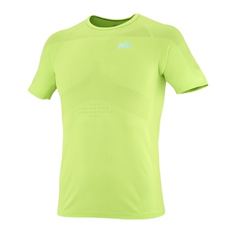 Camiseta hombre LTK SEAMLESS acide green
