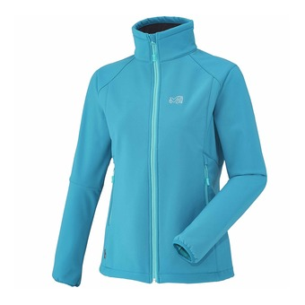 Chaqueta mujer MONT ROSE turquoise
