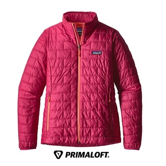 Anorak mujer NANO PUFF craft pink