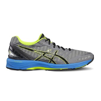 Scarpe running uomo GEL-DS TRAINER 22 carbon/black/safety yellow