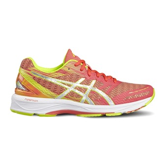 Zapatillas running mujer GEL-DS TRAINER 22 NC diva pink/silver/safety yellow