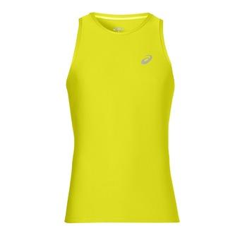 Camiseta de tirantes hombre SINGLET safety yellow