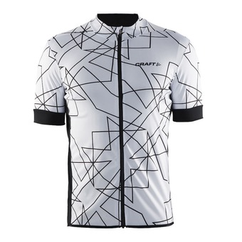 Camiseta hombre REEL GRAPHIC white/black