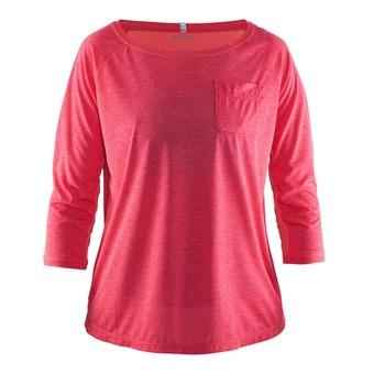 Camiseta mujer HABIT push chine