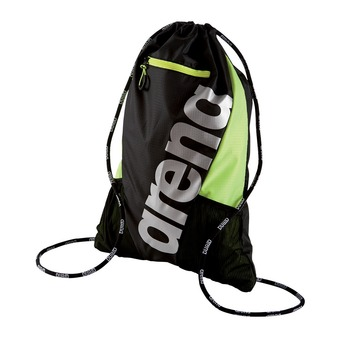 Sac FAST SACKPACK black/fluo/yellow/silver